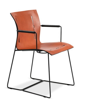 Walter Knoll Cuoio Chair