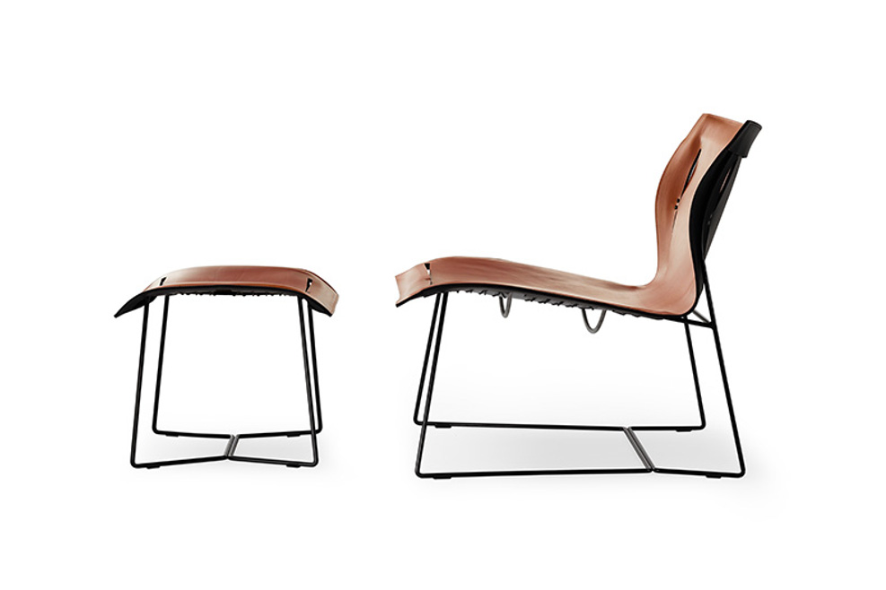 Walter Knoll Cuoio Lounge
