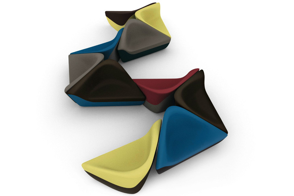Walter Knoll Seating Stones